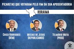 SENADORES-PREVIDENCIA-RORAIMA